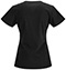 Photograph of Bliss Women's V-Neck Top Black 46607AB-BXCH