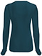 Photograph of Bliss Women's Long Sleeve Underscrub Knit Tee Blue 46608A-CACH