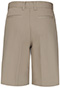 Photograph of Classroom Boy's Boys Adj. Waist Flat Front Short Brown 52362-KAK