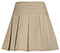 Photograph of Classroom Junior's Junior All Over Pleated Scooter Khaki 55424-KAK