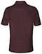 Photograph of Classroom Unisex Adult Unisex Moisture-Wicking Polo Shirt Purple 58604-BUR
