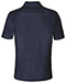 Photograph of Classroom Unisex Adult Unisex Moisture-Wicking Polo Shirt Blue 58604-SSNV
