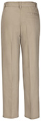 Photograph of Classroom Boy Real School Boys Flat Front Pant Khaki 60362-RKAK