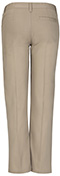 Photograph of Real School Uniforms Girl's Girls Low Rise Adj. Waist Pant Khaki 61072-RKAK