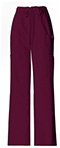 Photograph of Gen Flex Men's Men's Drawstring Cargo Pant Red 81003-WINZ