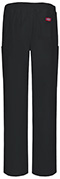 Photograph of Dickies EDS Signature Stretch Men's Men's Zip Fly Pull-on Pant Black 81111A-BLWZ