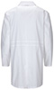Photograph of Dickies Prof. Whites Unisex 37 Unisex Lab Coat White 83402AB-WHWZ