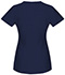 Photograph of Dickies Xtreme Stretch Mock Wrap Top in D-Navy