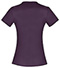 Photograph of Gen Flex Women's V-Neck Top Purple DK800-EGPZ
