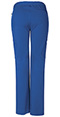 Photograph of Sapphire Women's Vienna Mid Rise Straight Leg Pant Blue SA100A-ROY