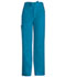 Photograph of Cherokee Luxe Men's Men's Fly Front Drawstring Pant Blue 1022-CARV