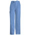 Photograph of Luxe Men's Men's Fly Front Drawstring Pant Blue 1022-CELV