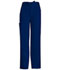 Photograph of Luxe Men Men's Fly Front Cargo Pant Blue 1022-NAVV
