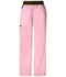 Photograph of Cherokee Flexibles Women\'s Mid Rise Knit Waist Pull-On Pant Pink 1031P-PNKB