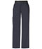 Photograph of Cherokee Flexibles Women's Mid Rise Knit Waist Pull-On Pant Black 1031-PWTB