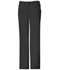 Photograph of Cherokee Luxe Women\'s Low Rise Straight Leg Drawstring Pant Black 1066P-BLKV