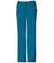 Photograph of Cherokee Luxe Women's Low Rise Straight Leg Drawstring Pant Blue 1066-CARV