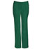 Photograph of Infinity Women Low Rise Straight Leg Drawstring Pant Green 1123A-HNPS