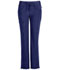 Photograph of Infinity by Cherokee Women's Low Rise Straight Leg Drawstring Pant Blue 1123A-NYPS