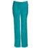Photograph of Cherokee Infinity Women's Low Rise Straight Leg Drawstring Pant Blue 1123A-TLPS