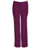 Photograph of Infinity by Cherokee Women's Low Rise Straight Leg Drawstring Pant Red 1123A-WNPS