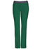 Photograph of Infinity Women Low Rise Slim Pull-On Pant Green 1124A-HNPS