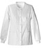 Photograph of Luxe Women's Snap Front Warm-Up Jacket White 1330-WHTV