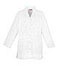 Photograph of Professional Whites Women 32 Snap Front Lab Coat White 1369-WHT