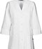 Photograph of Professional Whites Women 30 3/4 Sleeve Lab Coat White 1470AB-WHTD