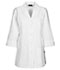 Photograph of Professional Whites Women 30 3/4 Sleeve Lab Coat White 1470A-WHTD
