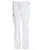Photograph of Bliss Men's Men's Drawstring Cargo Pant White 16001A-WHCH