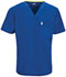 Photograph of Bliss Men's Men's V-Neck Top Blue 16600A-RYCH