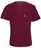 Photograph of Bliss Men Men's V-Neck Top Purple 16600A-WICH