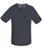 Photograph of Luxe Men's Men's V-Neck Top Gray 1929-PEWV