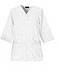 Photograph of Professional Whites Women's 3/4 Sleeve Embroidered Jacket White 1949-WHT
