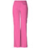 Photograph of Break on Through by HeartSoul Women's BFF Mid Rise Elastic Waist Cargo Pant Pink 20100-PNKH