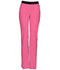 Photograph of Head Over Heels Women's Low Rise Pull-On Pant Pink 20101A-PNKH