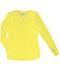 Photograph of HeartSoul Underscrub Knit Tees Women's Social Butter-Fly Underscrub Knit Tee Yellow 20800-STAH