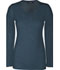 Photograph of HeartSoul Underscrub Knit Tees Women's After Your Heart Underscrub Knit Tee Gray 20820-HRPW