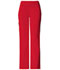 Photograph of Flexibles Women Mid Rise Knit Waist Pull-On Pant Red 2085-REDB