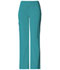 Photograph of Cherokee Flexibles Women\'s Mid Rise Knit Waist Pull-On Pant Green 2085-TELB