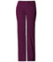 Photograph of Luxe Women's Low Rise Flare Leg Drawstring Cargo Pant Red 21100-WINV