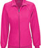 Photograph of Infinity Women's Zip Front Jacket Pink 2391A-CPPS
