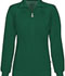 Photograph of Infinity Women's Zip Front Warm-Up Jacket Green 2391A-HNPS