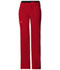 Photograph of WW Core Stretch Women's Low Rise Drawstring Cargo Pant Red 24001-REDW