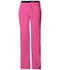 Photograph of WW Core Stretch Women's Low Rise Drawstring Cargo Pant Pink 24001-SHPW