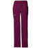 Photograph of WW Core Stretch Women's Low Rise Drawstring Cargo Pant Purple 24001-WINW