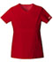 Photograph of WW Core Stretch Women's V-Neck Top Red 24703-REDW