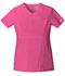 Photograph of WW Core Stretch Women's V-Neck Top Pink 24703-SHPW