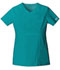 Photograph of WW Core Stretch Women's V-Neck Top Green 24703-TLBW